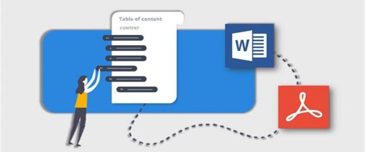 آموزش سریع ایجاد فهرست خودکار برای پایان نامه در Word