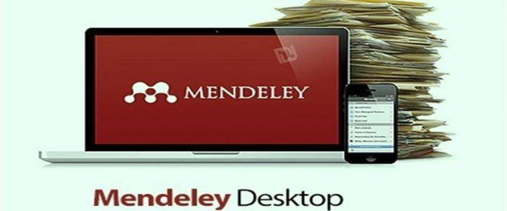 آموزش سریع نرم افزار Mendeley