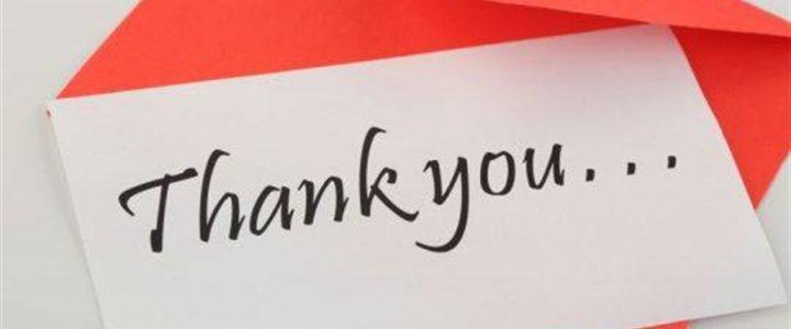 آموزش سریع نوشتن تقدیر و تشکر برای مقاله پژوهشی