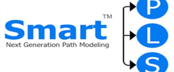 آموزش سریع نحوه ورود داده و رسم مدل در نرم افزار اسمارت PLS